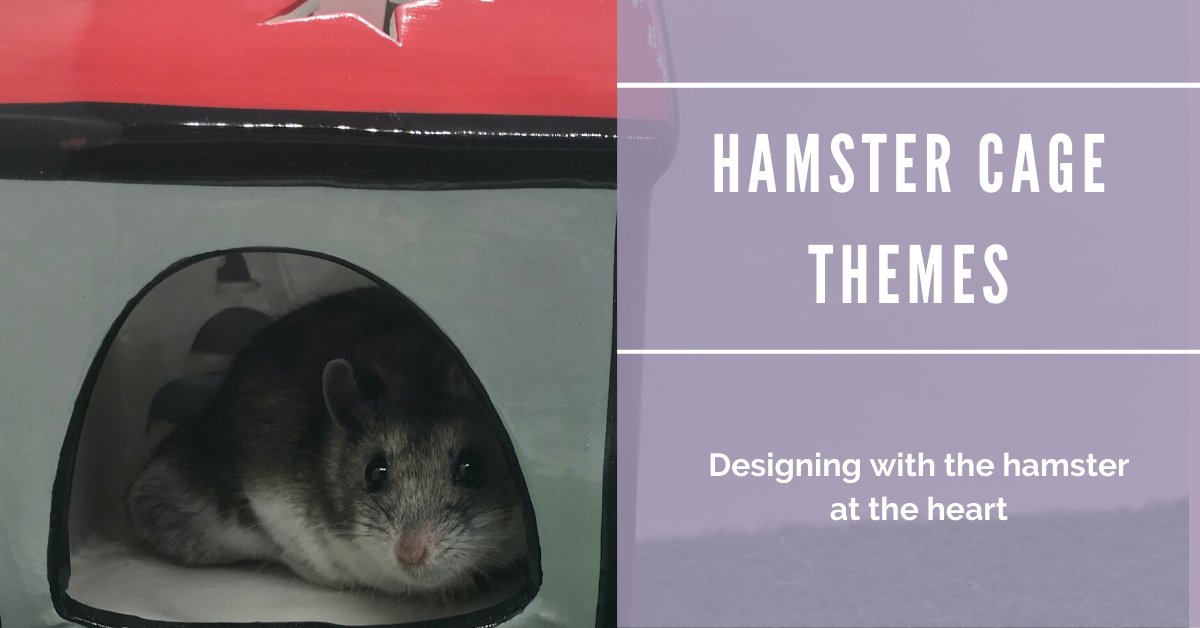 hamster cage theme