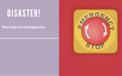 Disaster! Planning for Emergencies